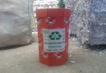 ghs recycling box
