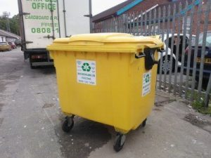Recycled waste collection Portsmouth