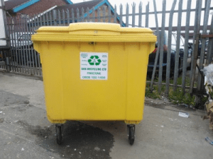 Recycling in Southampton